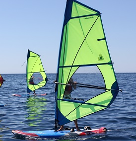 Summer Windsurf