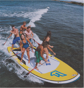 Paddle Surf XL