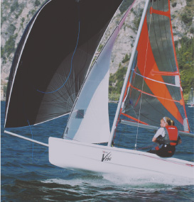 Summer Dinghy Sailing
