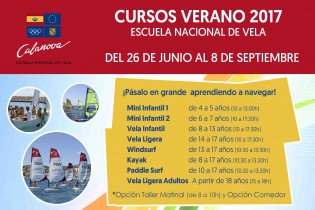National Sailing School Calanova curses