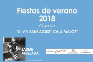 Jaime Anglada en concierto solidario