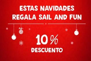 """Estas Navidades regale """"Sail & Fun"""""""