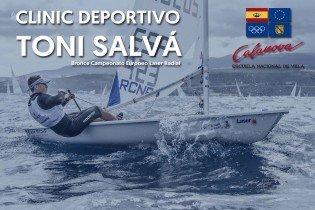 Clínic con el campeón Toni Salvà
