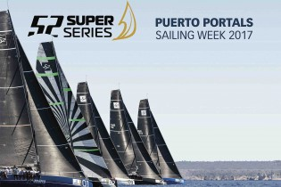 VISITA 52 SUPER SERIES PUERTO PORTALS SAILING WEEK 2017